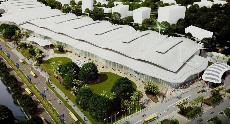 ICE BSD City convention centere mudah di jangkau dari saumata suites