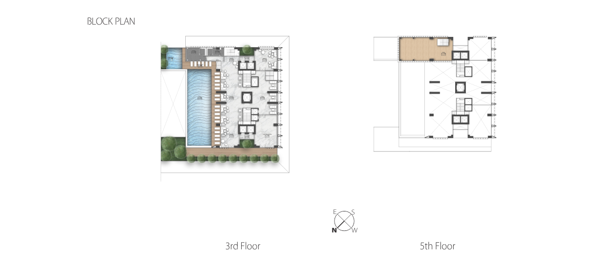 SAUMATA SUITES FACILITY LAYOUT AND PLAN